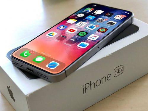 رونمایی اپل از ایفن iPhone SE 2020