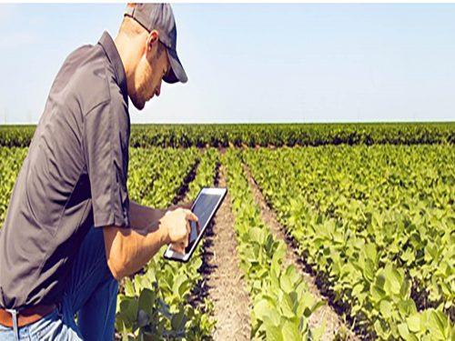 کشاورزی مکانیزه با GPS